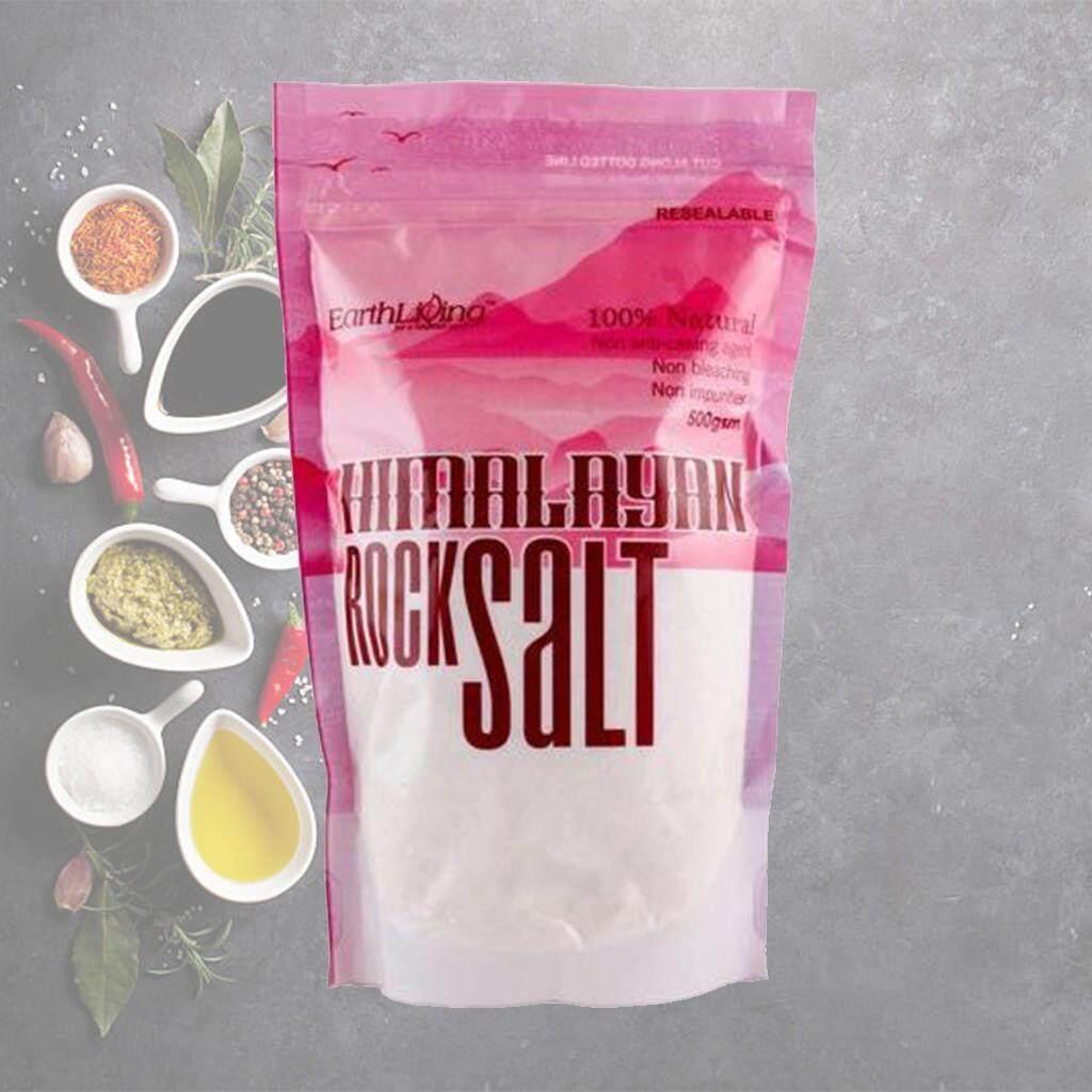 Earth Living Himalayan rock salt, 500g