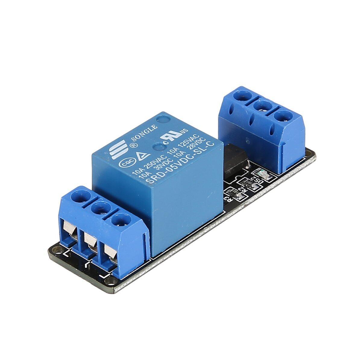 Bán chạy nhất bảng giao diện mô-đun tiếp sức 5V 1 chiều Bộ ghép nối kích hoạt mức thấp Arduino