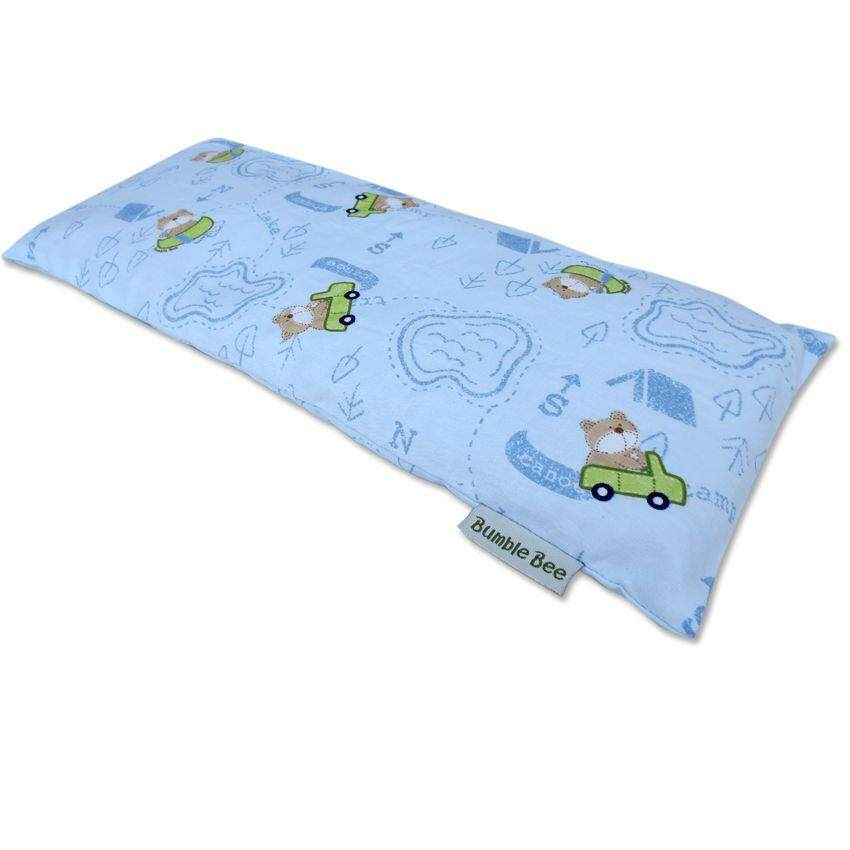 Bumble Bee Bean Sprout Pillow Case (Knit Fabric)