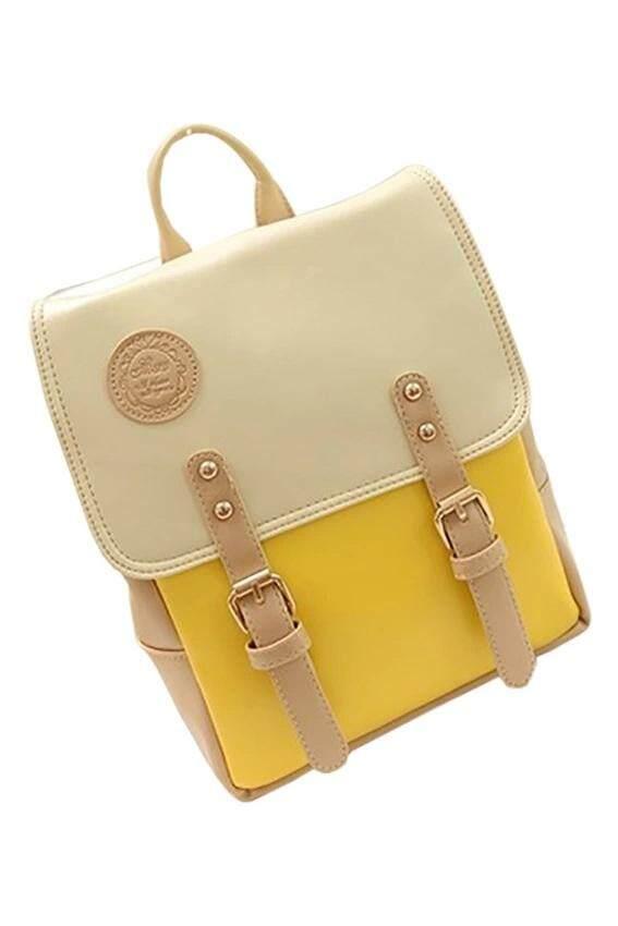 PU Leather Fashion Backpack