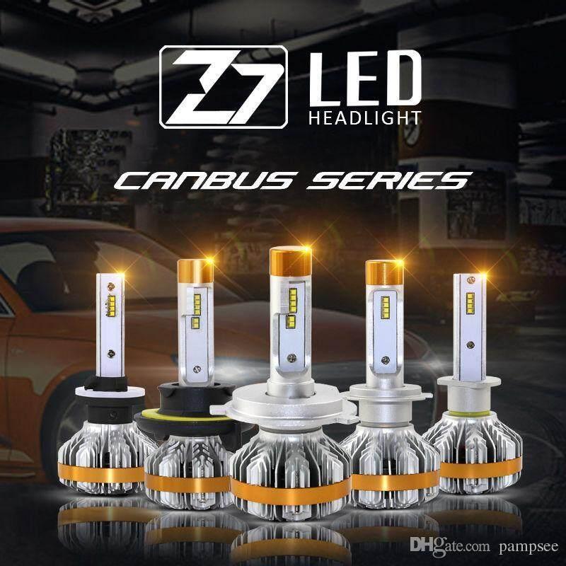 Isuzu D'Max-Z7 LED Headlight Auto Head light Lamp 6500k White