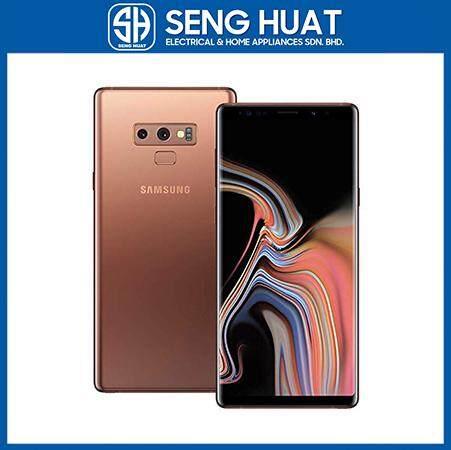 Samsung Galaxy Note 9 [6GB RAM/128GB ROM] Original Samsung Malaysia Set (Metallic Copper)