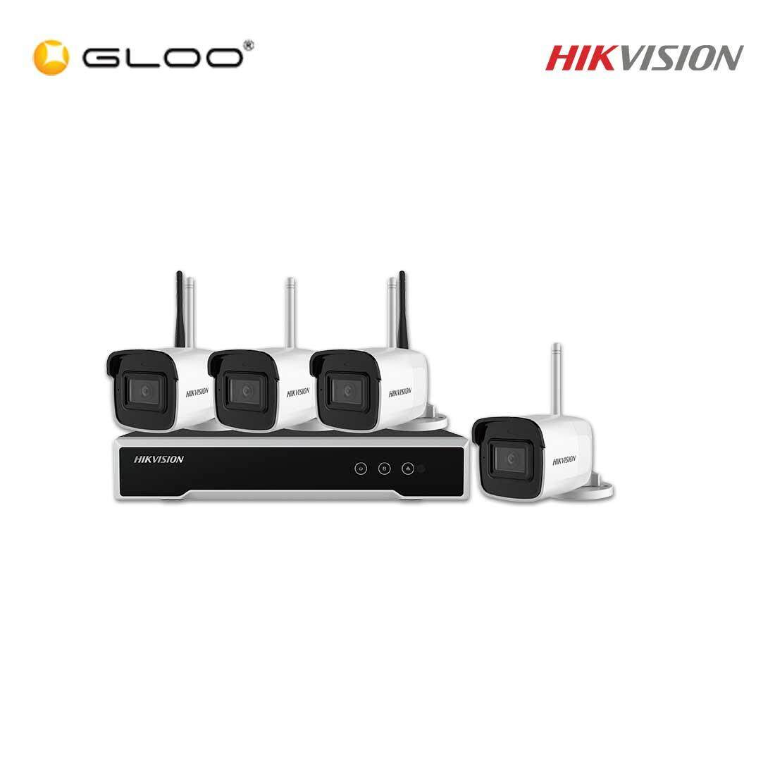 Hikvision DVR & Camera Kit NK44W0H-1T(WD) 4MP Bullet CCTV Kit