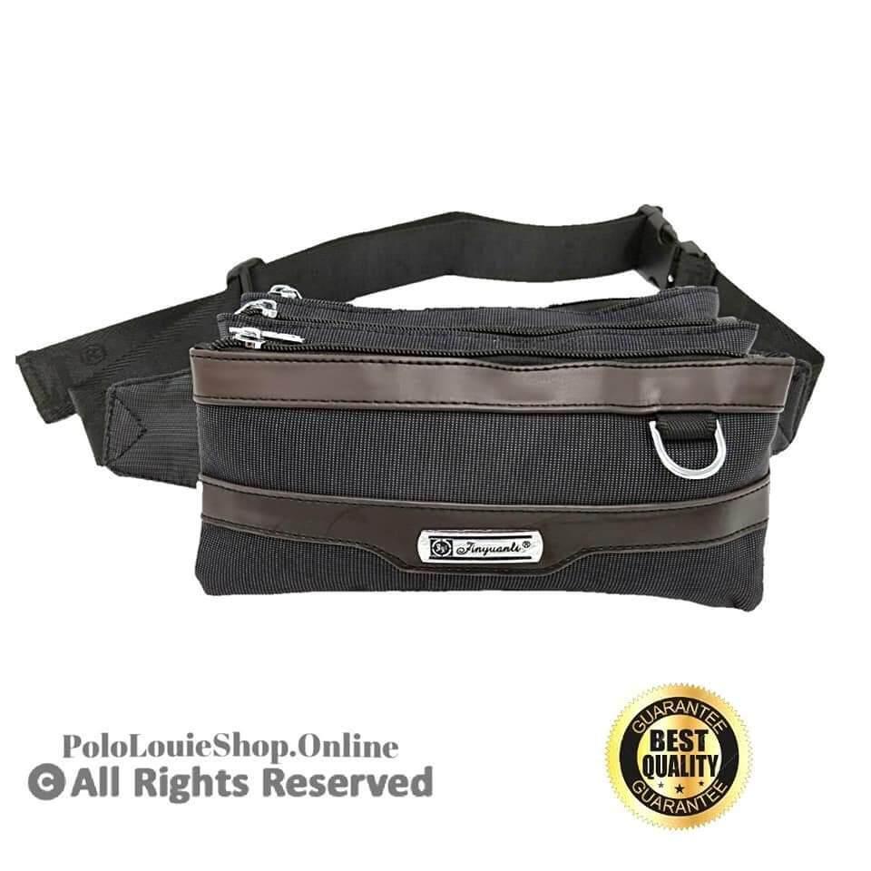 JinYuanLi Muliti Layer Waterproof Waist Pouch Sling Shoulder Bag Crossbody Bag72