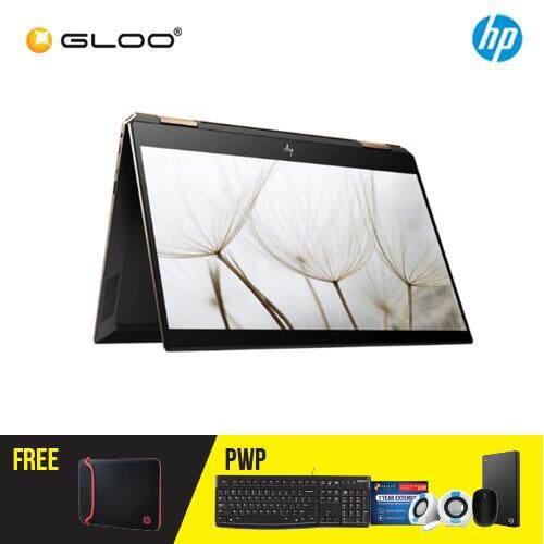"NEW HP Spectre X360 13-AP0046TU 13.3"" 2 in 1 FHD 2 in 1 Laptop (i7-8565U, 512GB, 8GB, Intel® UHD Graphics 620, W10) - Poseidon Blue"