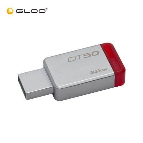 Kingston 32GB DataTraveler 50 USB 3.0 Flash Drive (DT50/32GB)