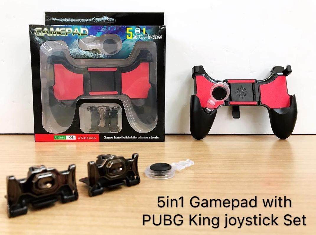 Jaystick with game pad