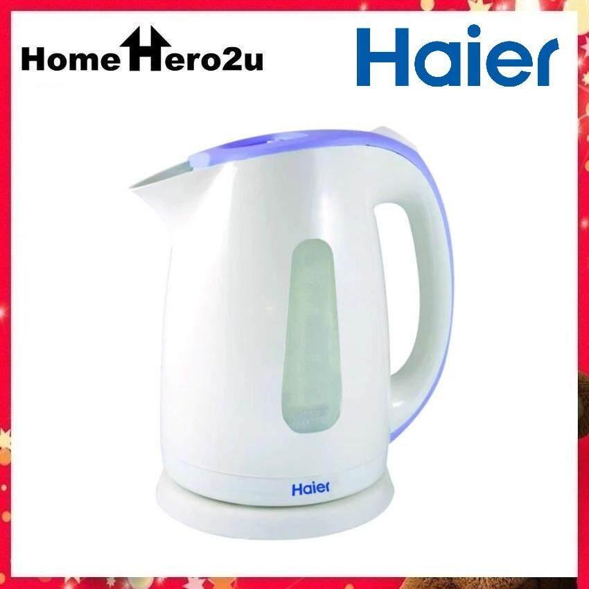Haier HA-JK18 Electric Jug Kettle 1.8L (White) - Homehero2u
