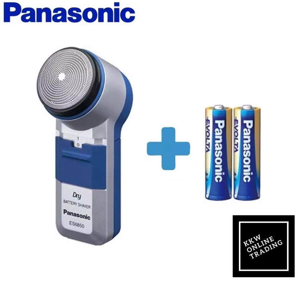 Panasonic Shaver ES6850 Battery Electric Shaver (Panasonic Malaysia)