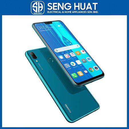 Huawei Y9 2019 4 GB RAM + 64 GB ROM (Sapphire Blue)