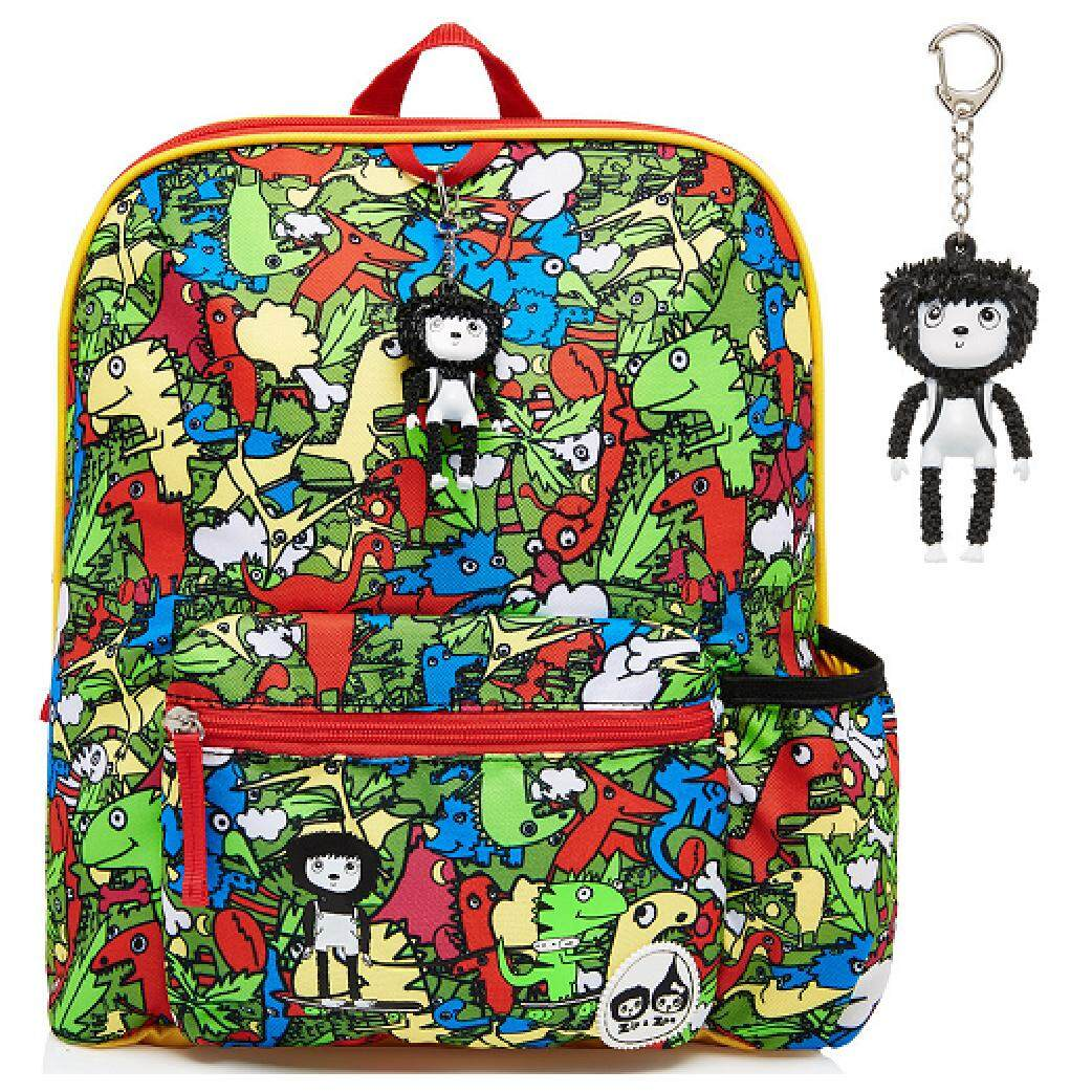 Babymel Kid's Junior Backpack Dino Multi