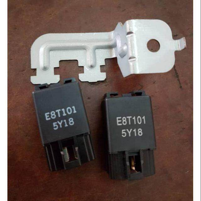 FUEL PUMP RELAY SET PROTON WIRA SATRIA ARENA WAJA AND WAJA CPS (1Pair)