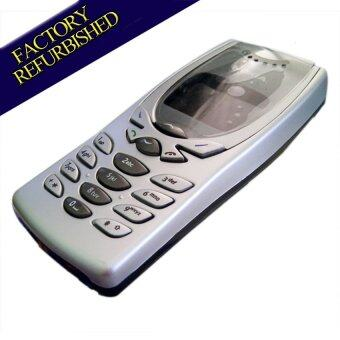(FACTORY REFURBISHED) Nokia 8250 Butterfly Silver