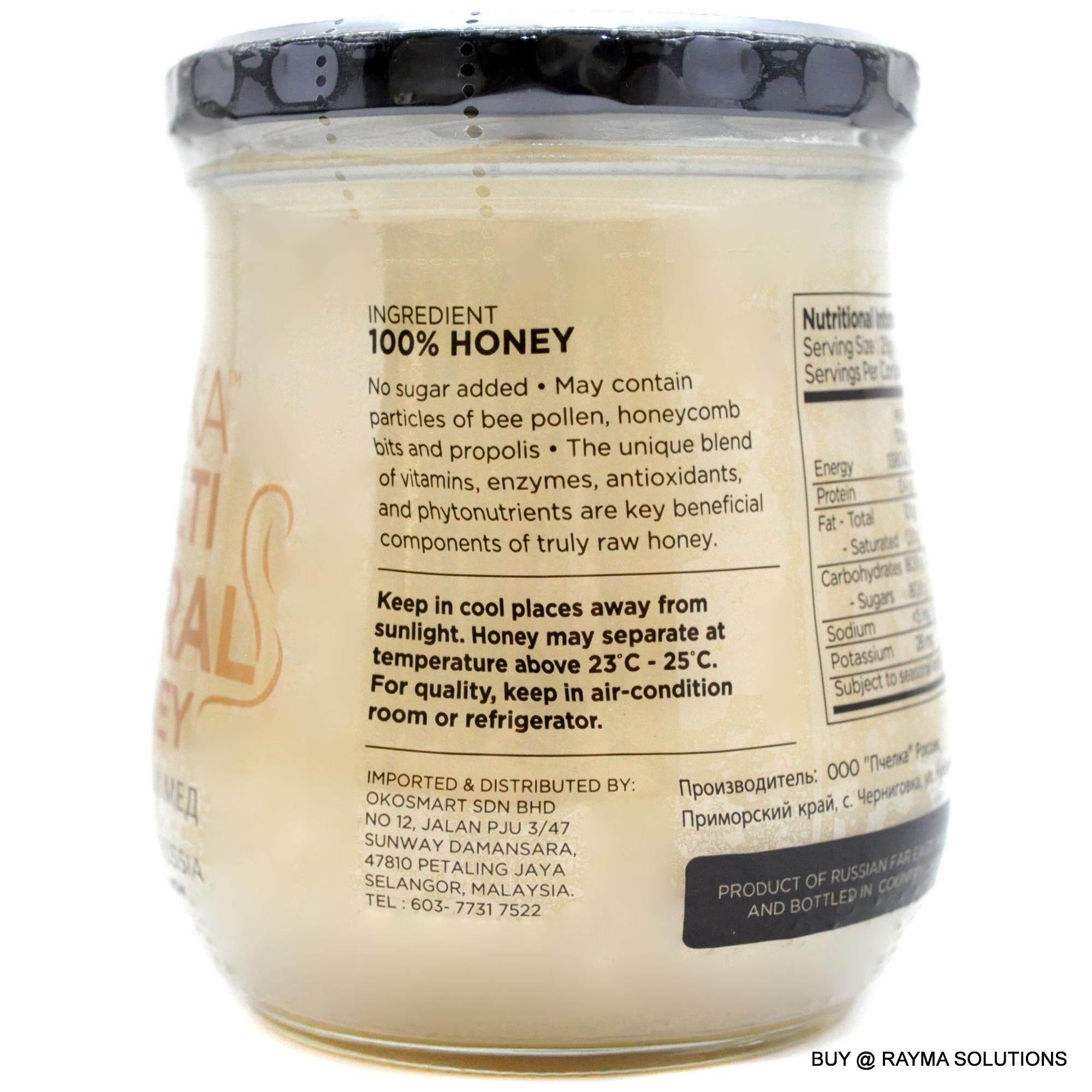 OPIKA Multi Floral Russian Honey 600g
