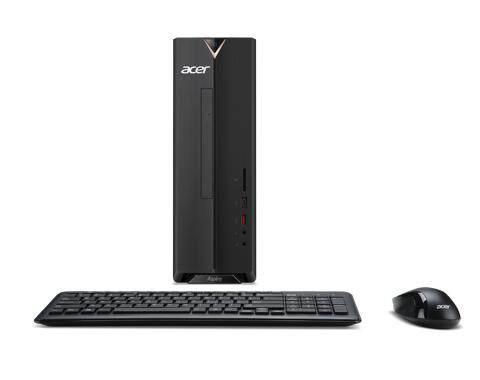 Acer Aspire XC885 Desktop PC Computer Intel Core i3 8100 4GB RAM 1TB HDD Wireless AC Bluetooth W10