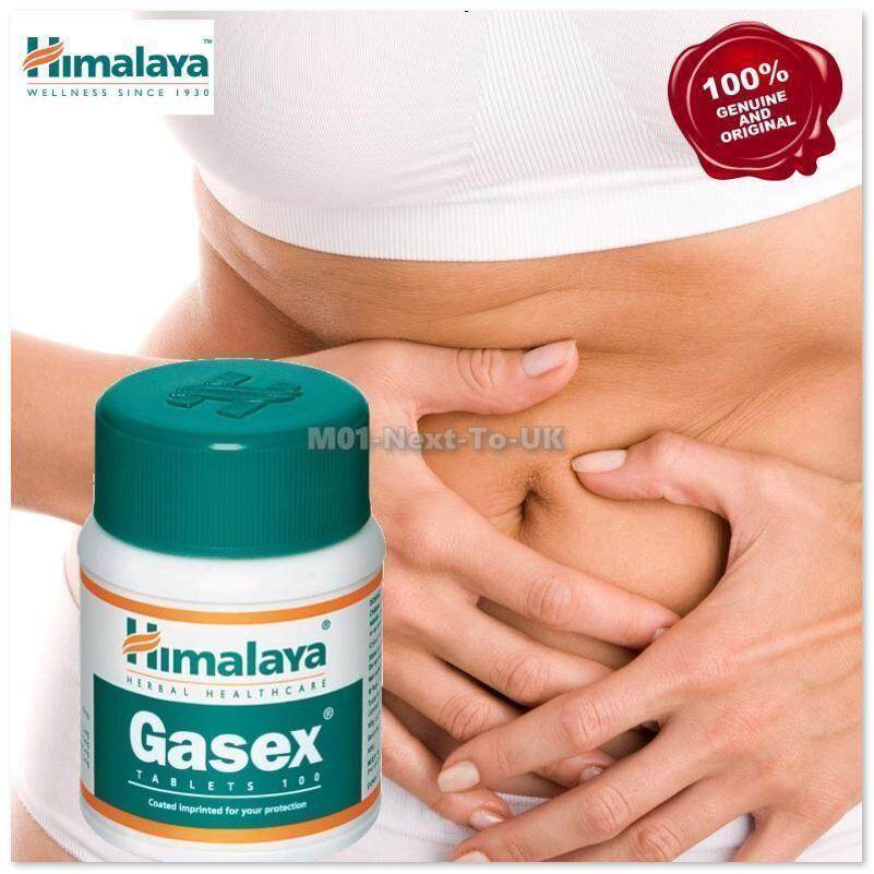 Himalaya Gasex Tablets-60's Improves digestion and relieves gaseous distension