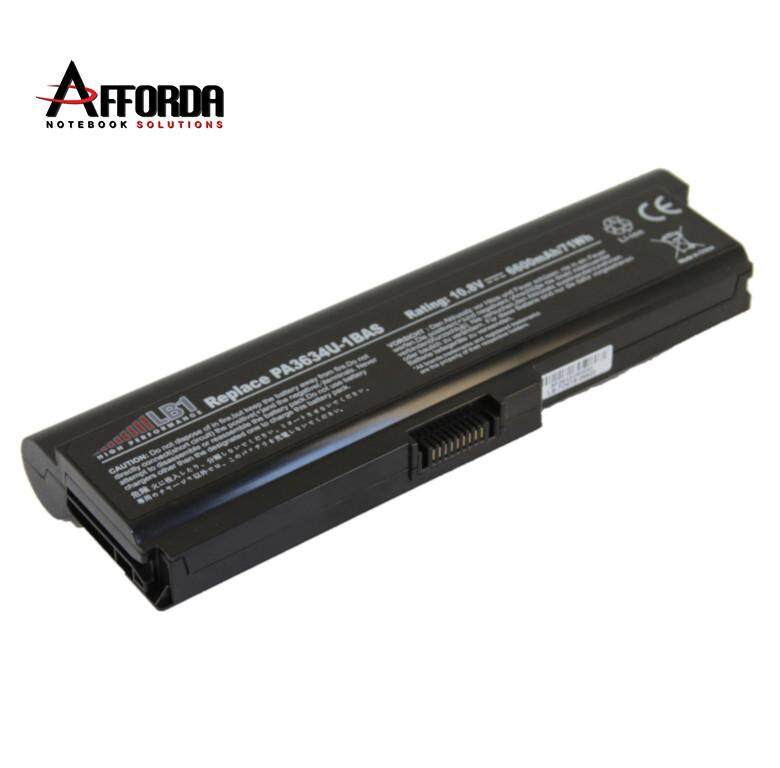 Afforda TO 3819-8-3S2P Replacement Laptop Li-ion Battery 3S2P for Toshiba PA3817 / L750 (10.8V 4400mAh)