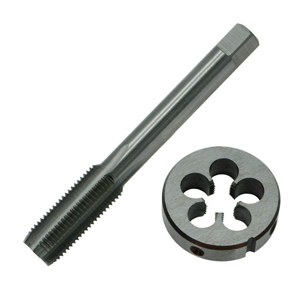 HSS M10 x 1.25mm Tap and M10 x 1.25mm Die Metric Thread Right Hand