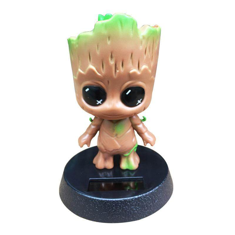 Guardians Of The Galaxy Cute Groot Shaking Head Car Toy 2