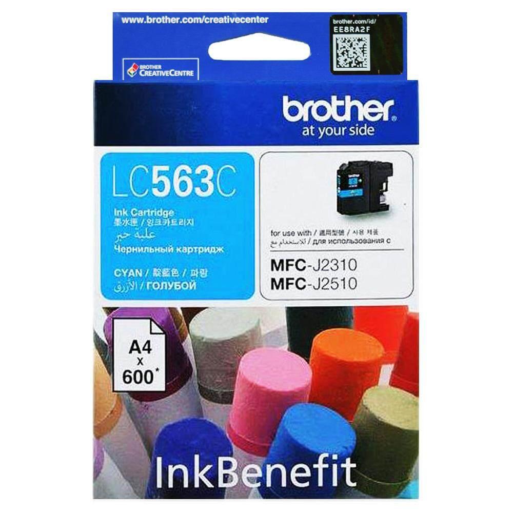Brother LC-563 Cyan Ink Cartridge