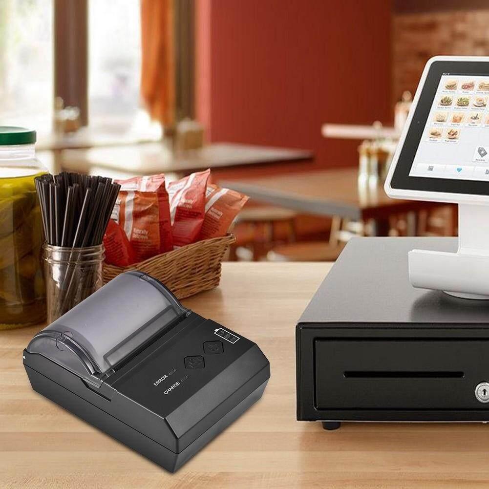 Printers - Mini USB Wireless Bluetooth Thermal Receipt Printer POS Printing Windows Linux