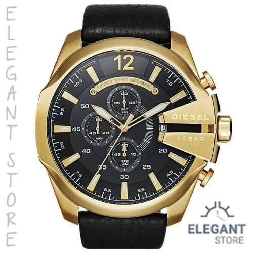 การใช้งาน  สมุทรสงคราม ดีเซล DZ4344 สแตนเลสนาฬิกาสำหรับผู้ชาย