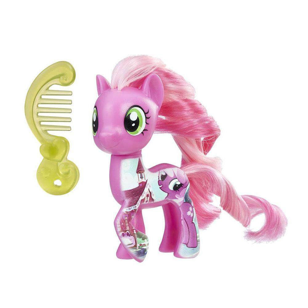 My little Pony -All about cheerilee tout sur cheeriless figure toy collection (E0729/B8924)