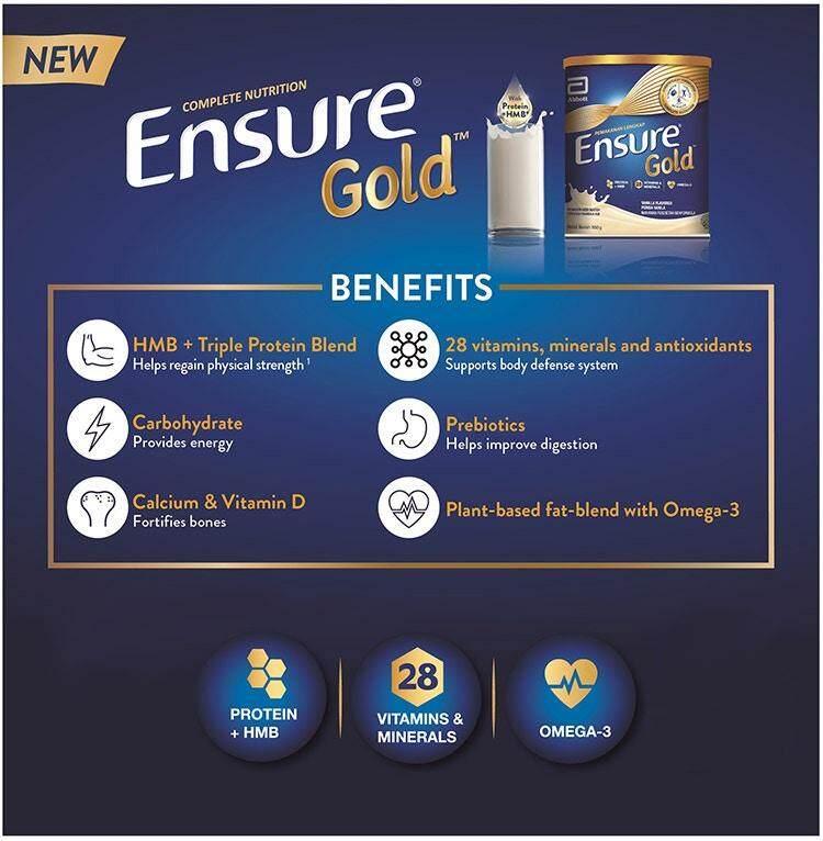 Ensure Gold 850G Wheat