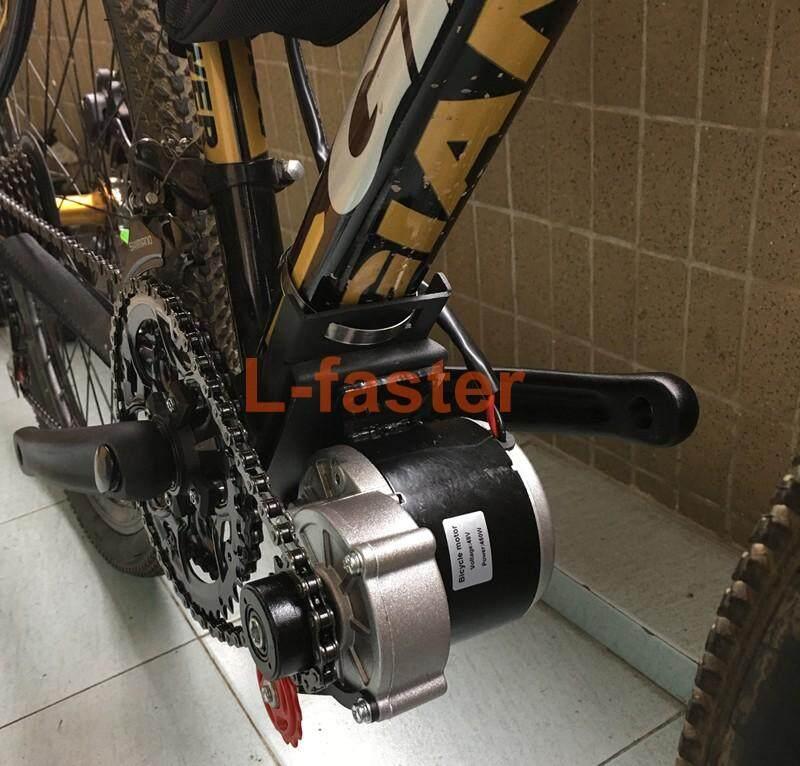24V36V Electric Bike Conversion Kit Electric Bicycle Motor 450W Kit DIY US STOCK