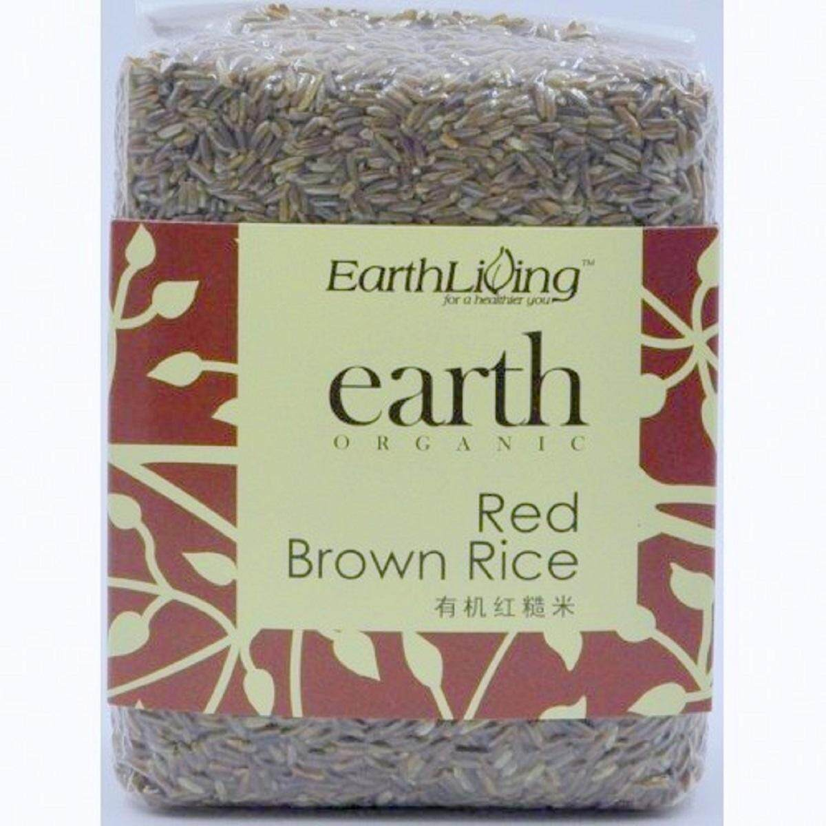Earth Living ORGANIC Red Brown Rice 900g