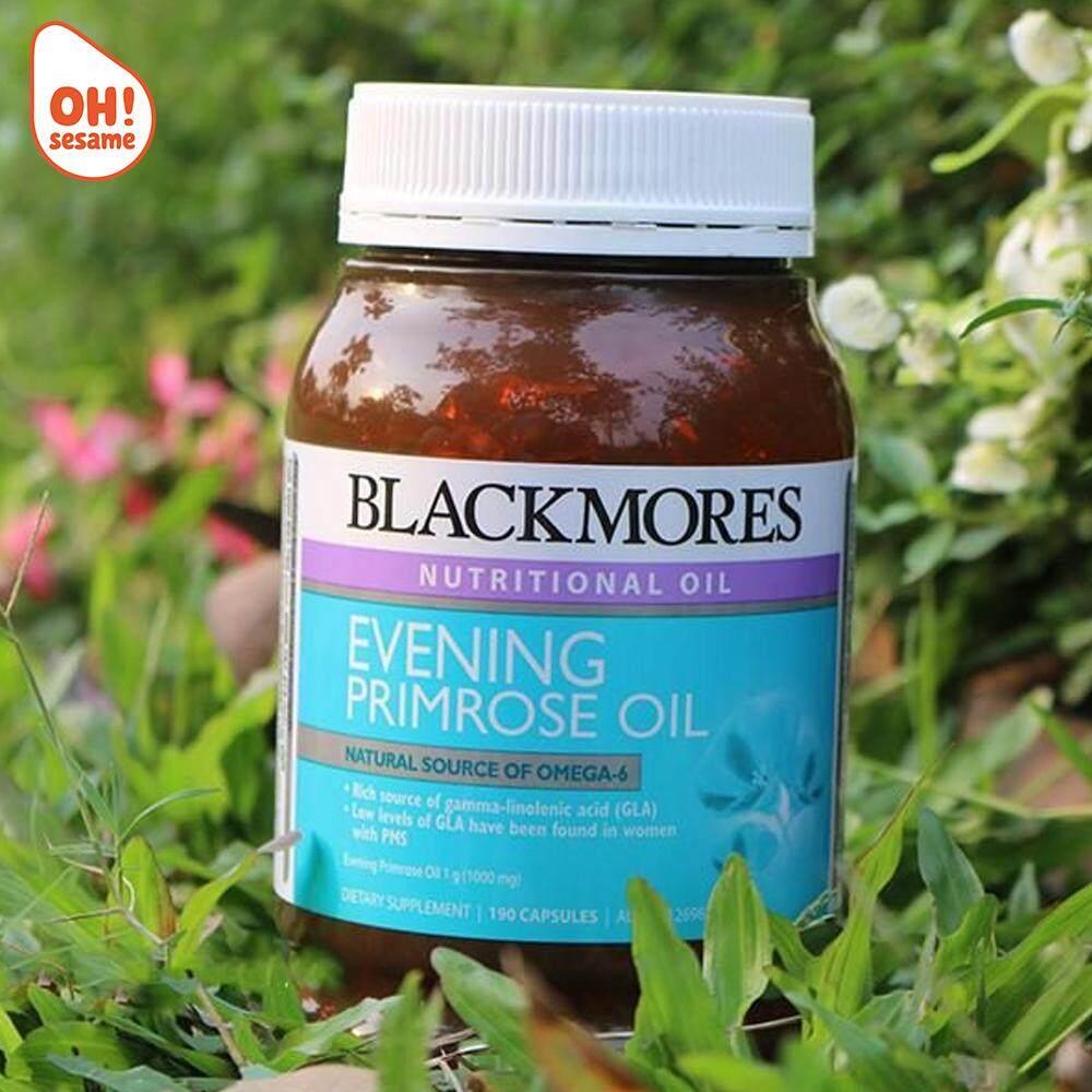Blackmores Evening Primrose Oil 190 Tablets