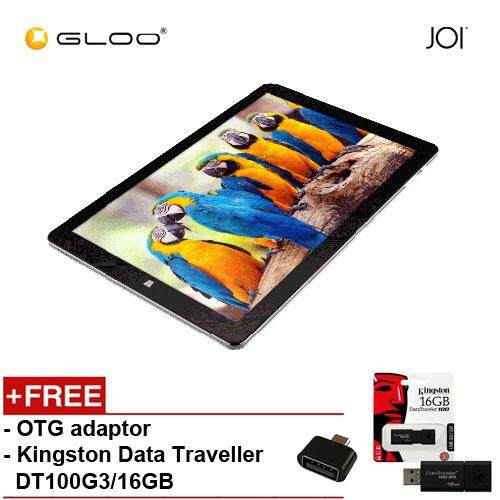 JOI 10 Flip [FREE OTG adaptor (Provided) + Kingston Data Traveller DT100G3/16GB]
