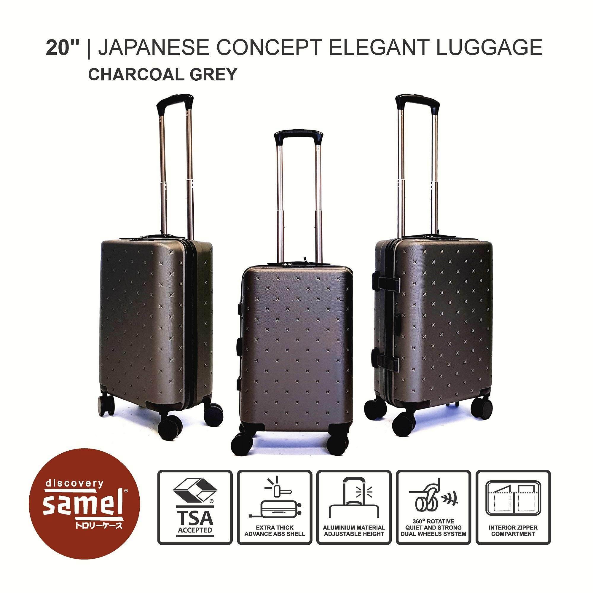91e43fbc4 SAMEL FGD 309 JAPANESE CONCEPT ELEGANT 20'' LUGGAGE