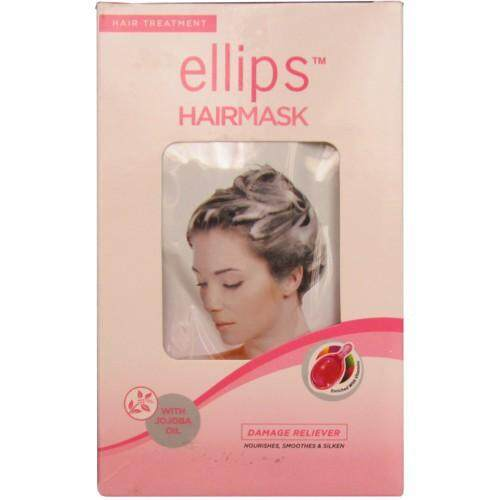 ELLIPS HAIR MASK DAMAGE RELIEVER 20GM X 4 SACHETS