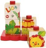 Fisher-Price STACKING BLOCKS PUZZLE OF 4 PCS (24 month +)