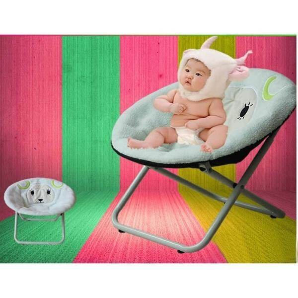 welovestore Folding Portable Soft Baby Chairs Kids Chairs (Weight: 3.5kg) - intl