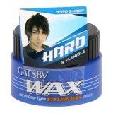 Gatsby Hard & Keep Type Styling Wax 80g