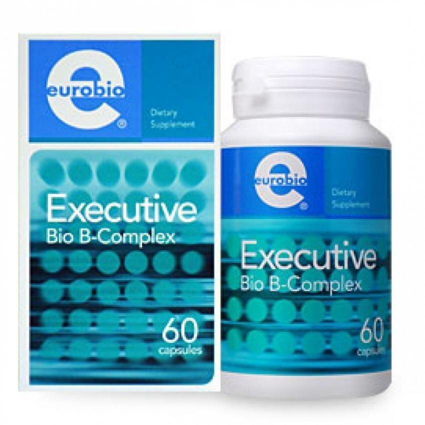 (Genuine) Eurobio Executive Bio B-Compex 120s Capsules