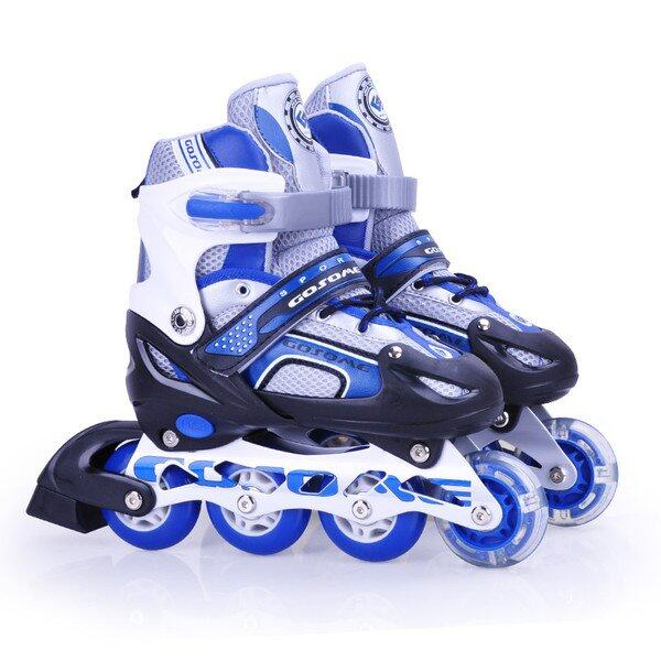 Gosome Adjustable Inline Skate (Blue)
