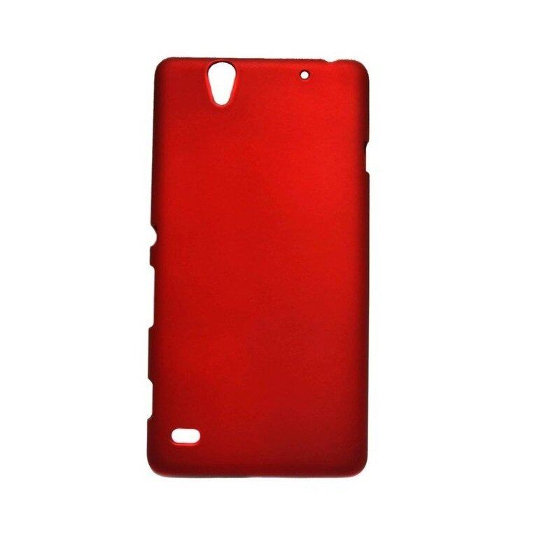 Hard case for Sony Xperia C4-Red