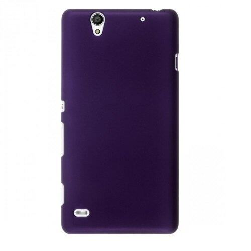 Hard case for Sony Xperia C4-Violet