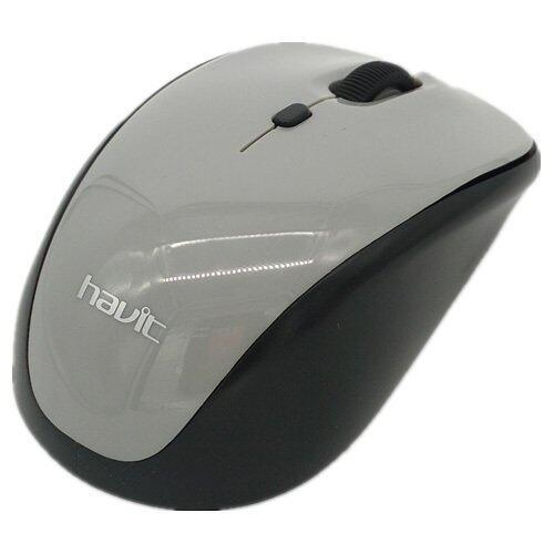 Havit Advanced 2.4Ghz Wireless Mouse - Silver