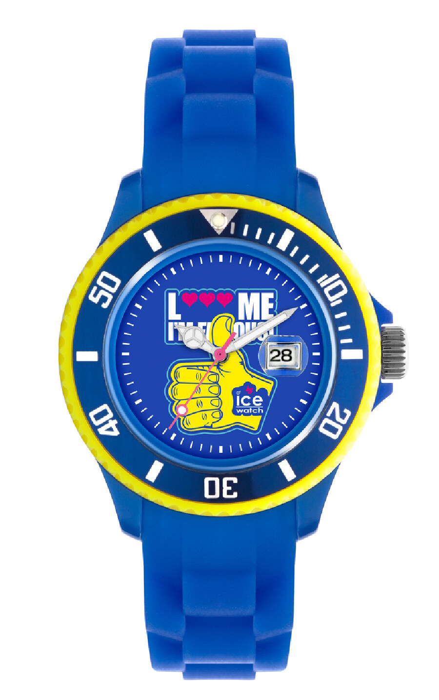 Ice Watch LMIF Summer'11 Royal Blue Hand S