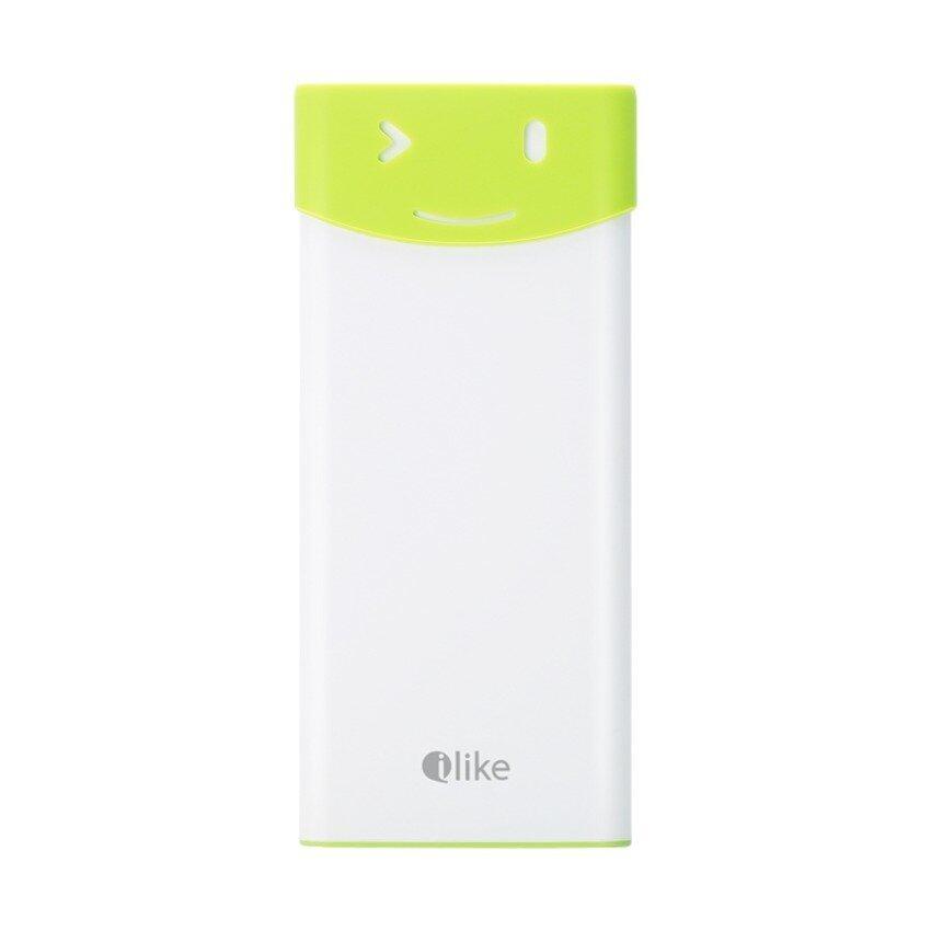 iLike BY903s Emoji Power Bank 13000 mAh (Green)