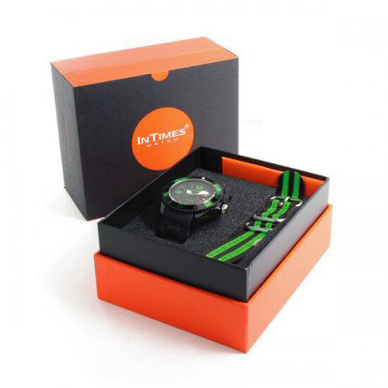 Intimes - Nylon Gift Set (B) - Green