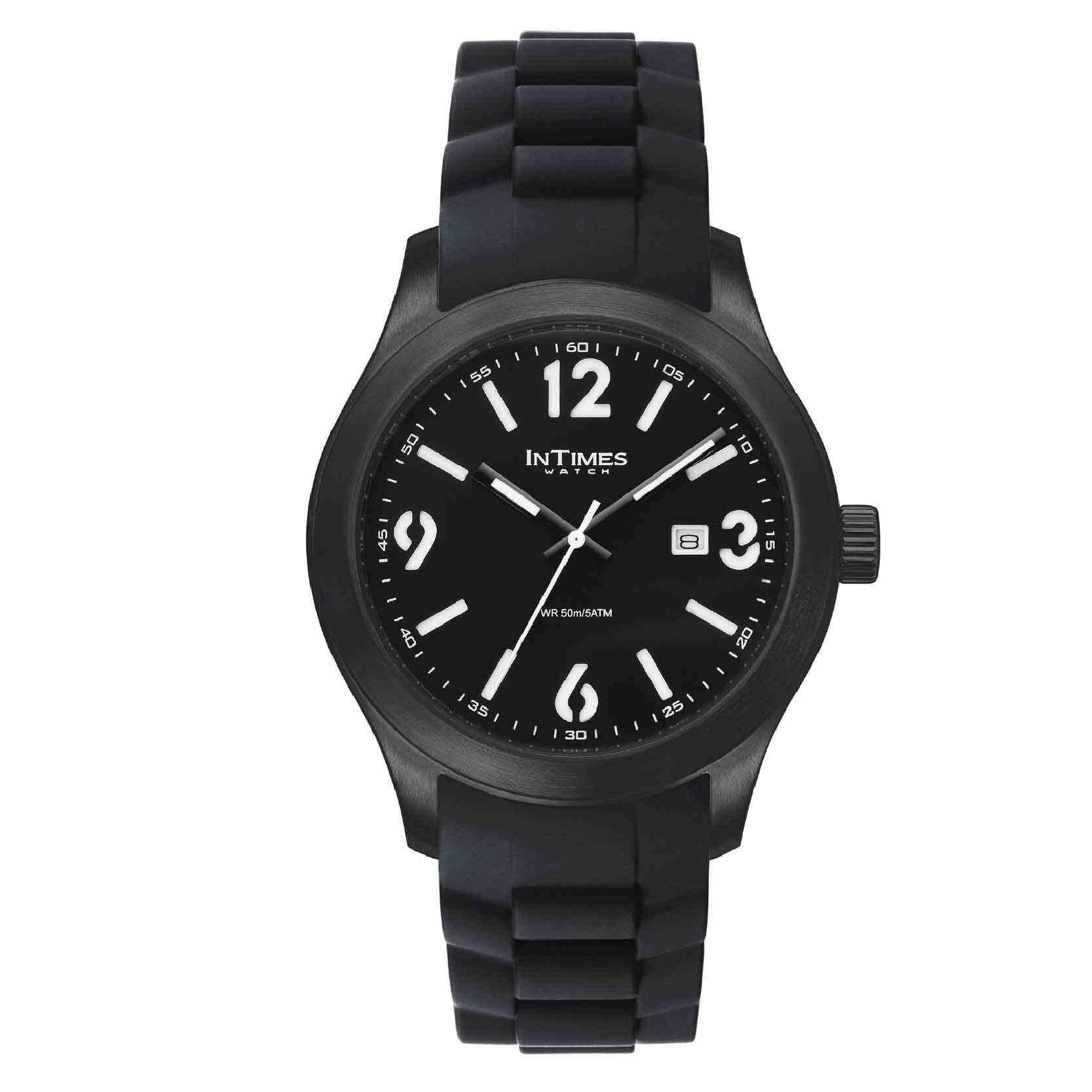 Intimes - Black Watch - White