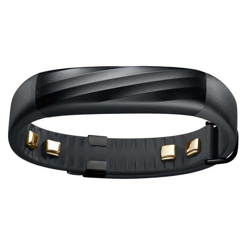 Jawbone UP3 Activity Tracker Fitness Wristband (Black Twist)