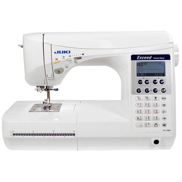 Juki HZL-F300 Exceed Home Deco Professional Sewing Machine