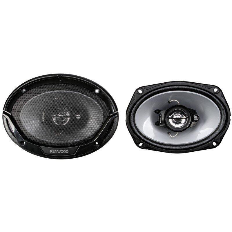 Kenwood KFC-E6965 3 Way 6x9 Speaker 400W