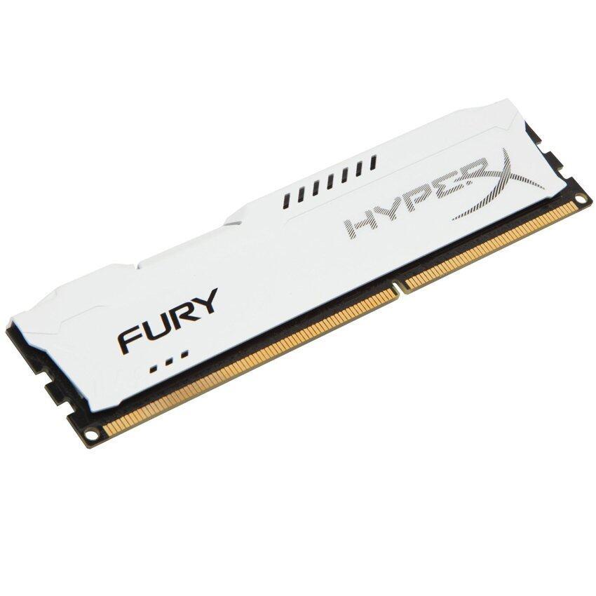 Kingston HX316C10FW/4 Hyper X Fury 4GB Ram (White)